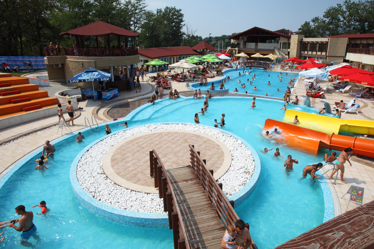 Aqua club silver lakesilver lake for Camping a fort mahon avec piscine